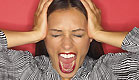 הצעקה (צילום: jupiter images)