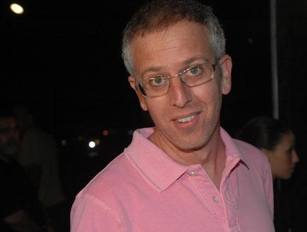 אורי גוטליב באירוע של מסכים (צילום: גיגי)