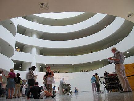 ניו יורק: מוזיאון הגוגנהיים