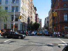 רחוב בסוהו בניו יורק (צילום: צ'לסי)