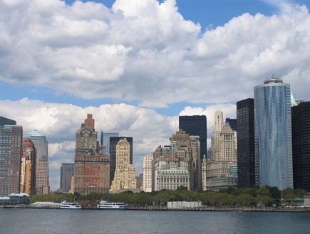 קו השמיים של ניו יורק