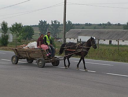 כפריים ברומניה