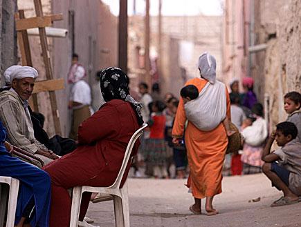 רחובות מרקש במרוקו (צילום: רויטרס, רויטרס1)