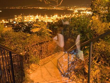 טיולים לצפון: נמל חיפה (צילום: איציק מרום)
