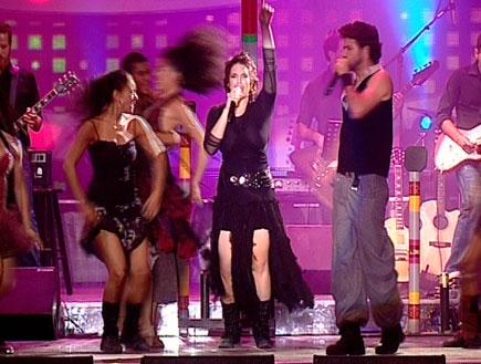 """מארינה ומיומנה """"ואתם רוקדים� (תמונת AVI: כוכב נולד 5)"""