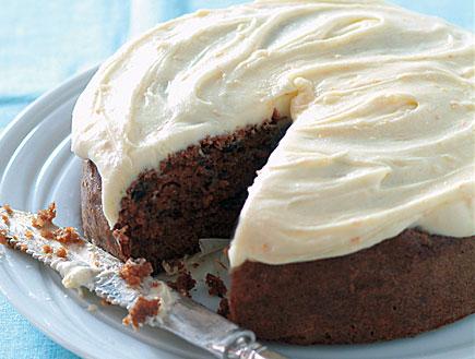 עוגת גזר בלי גלוטן (צילום: עדי רם)