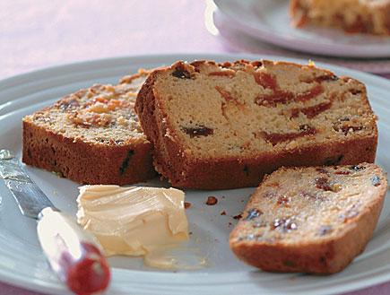 עוגת מישמשים מיובשים (צילום: mako)