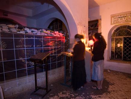 טיולים בגליל: קברי צדיקים בהר מירון (צילום: איציק מרום)