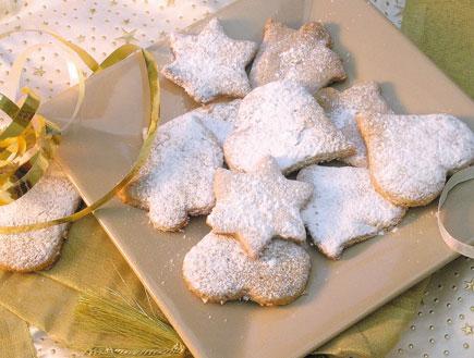 מתוק ובריא - עוגיות דבש (צילום: יח