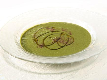 מרק אפונה (צילום: המטבח1)