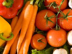 ירקות טריים (צילום: istockphoto)