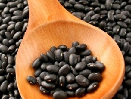 שעועית שחורה (צילום: istockphoto)