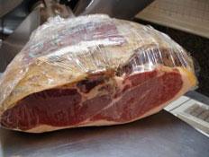 בשר חזיר עטוף בניילון