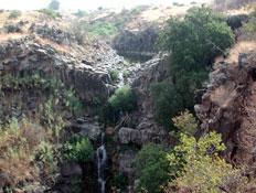 טיול ברמת הגולן: מפל ונחל זוויתן