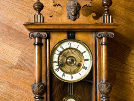 שעון קיר (צילום: istockphoto)