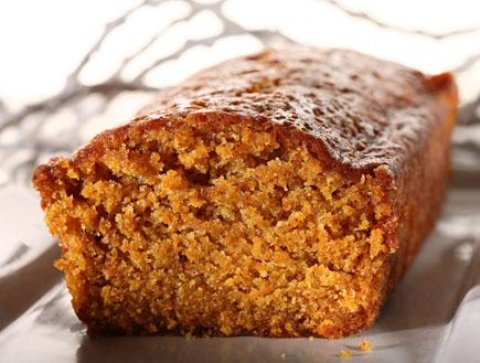 עוגת גזר ואגוזים ללא סוכר של מיקי שמו (צילום:  יחסי ציבור )