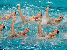 קבוצת השחייה הצורנית של גרמניה
