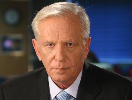 """אהרון ברנע, שליח חדשות 2 לארה""""ב (צילום: חדשות)"""