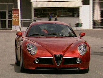 מכונית יוקרה (תמונת AVI: אור גץ, חדשות)