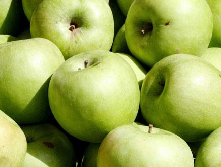 תפוחי גרני סמית' 2 (צילום: עודד קרני)