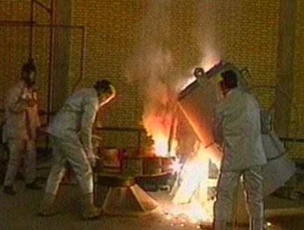 איראן מתקרבת ליכולת ייצור פצצה גרעינית (תמונת AVI: חדשות1 ערוץ 2)