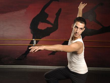 מושיקו גבאי - נולד לרקוד 3 (צילום: אלדד רפאלי, קשת)