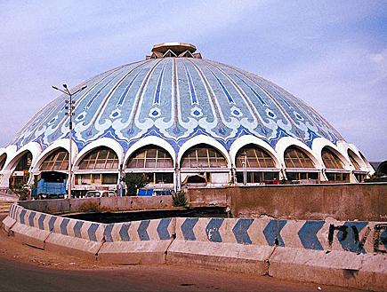 מסגד באוזבקיסטן (צילום: jupiter images)