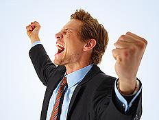 צועק משמחה (צילום: Vostock Photo, Istock)