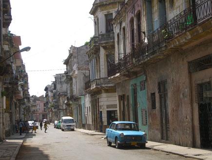 הוואנה, קובה (צילום: mako)