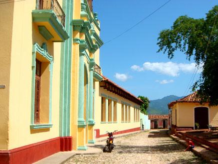 טרינידד, קובה (צילום: mako)