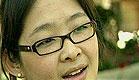 מתנדבת מדרום קוריאה (תמונת AVI: עדי רם, חדשות)