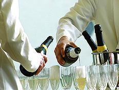 שמפניה (צילום: istockphoto)