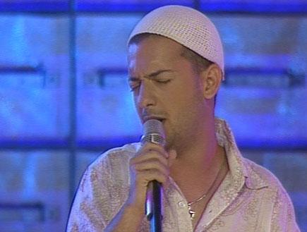 עונה 3 - יהודה סעדו - שדות של אירוסים7638 (תמונת AVI: כוכב נולד 4)