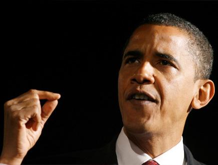 ברק אובמה, ארכיון (צילום: רויטרס)
