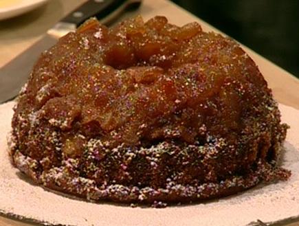 גלריית המומחים_191_עוגת תפוח בדבש (וידאו WMV: mako)