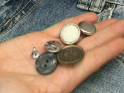 תפירת כפתור (וידאו WMV: עדי רם)