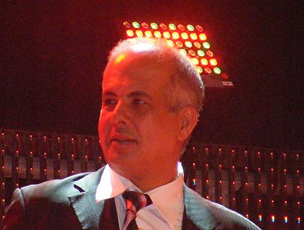 אבי לוזון באירוע (צילום: mako)