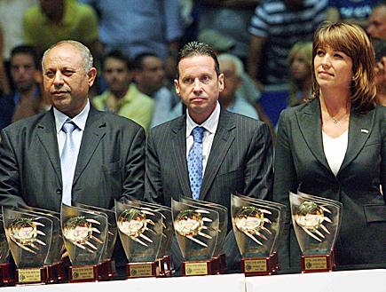 רוחמה אברהם, אבנר קופל וראלב מג'אדלה (צילום: עודד קרני, 2תכניות Mako)