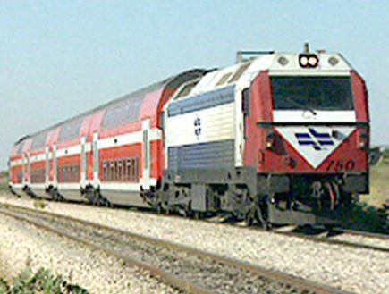 רכבת ישראל (וידאו WMV: עדי רם, חדשות)