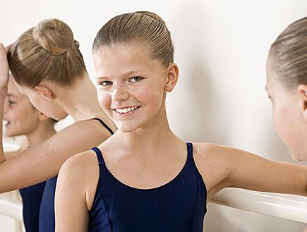 רקדנית בלט (צילום: jupiter images)