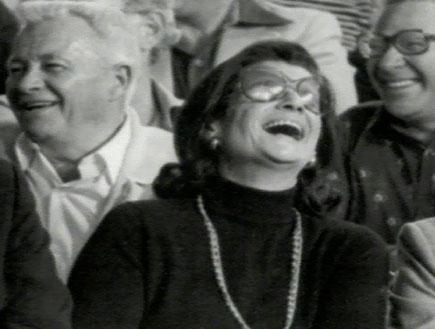 לאה רבין (צילום: עדי רם, דוקו קשת)