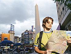 תייר (צילום: jupiter images)
