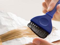 צביעת שיער (צילום: jupiter images)