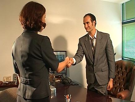 להקסים את הבוס (וידאו WMV: עדי רם, בעירום מלא)