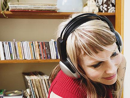 מוזיקה (צילום: jupiter images)