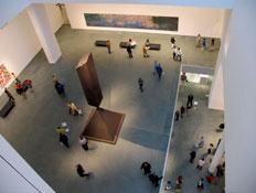 מוזיאון מומה לאמנות- מבט מלמעלה (צילום: SXC)