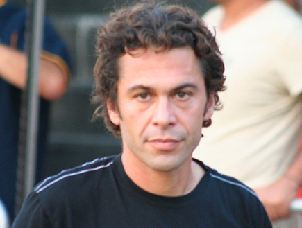 גיא לוי, מאמן הפועל באר שבע (צילום: מערכת ONE)
