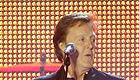 פול מקרטני בהופעה 9 (צילום: שוקה כהן)