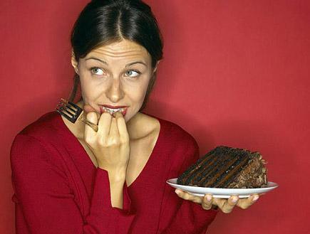 עוגת שוקולד (צילום: jupiter images)