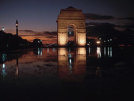 דלהי בלילה (צילום: Hemera Technologies, GettyImages IL)